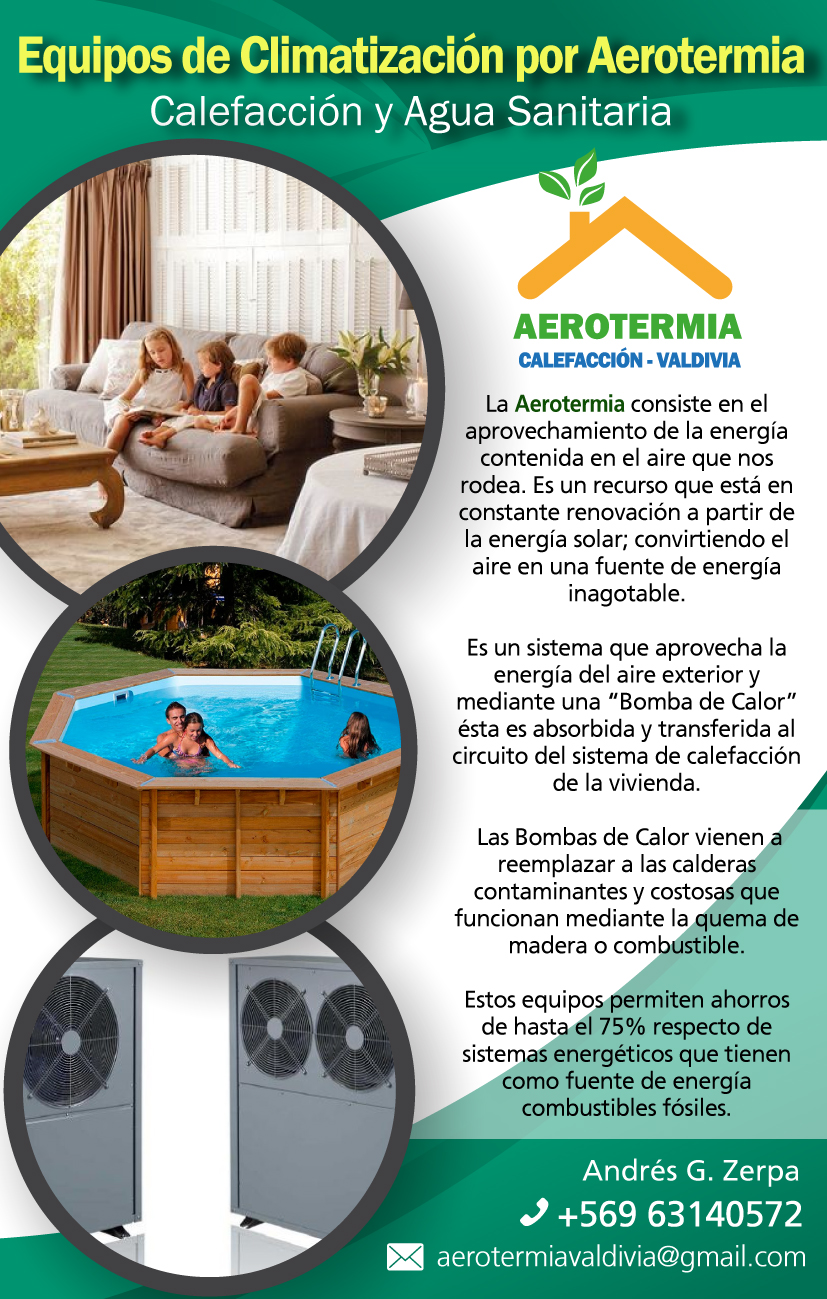 Sistemas de calefaccion aerotermia aerotermia o gas with - Sistemas de calefaccion ...