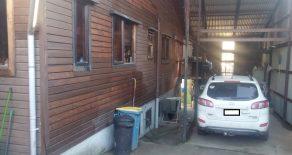 Se vende propiedad con dos casas y 5 cabañas en Las Ánimas, Valdivia