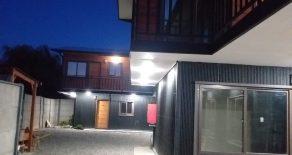 Se arriendan departamentos amoblados de 1 dormitorio, Goycolea, Valdivia