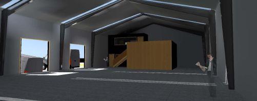 Interior plano