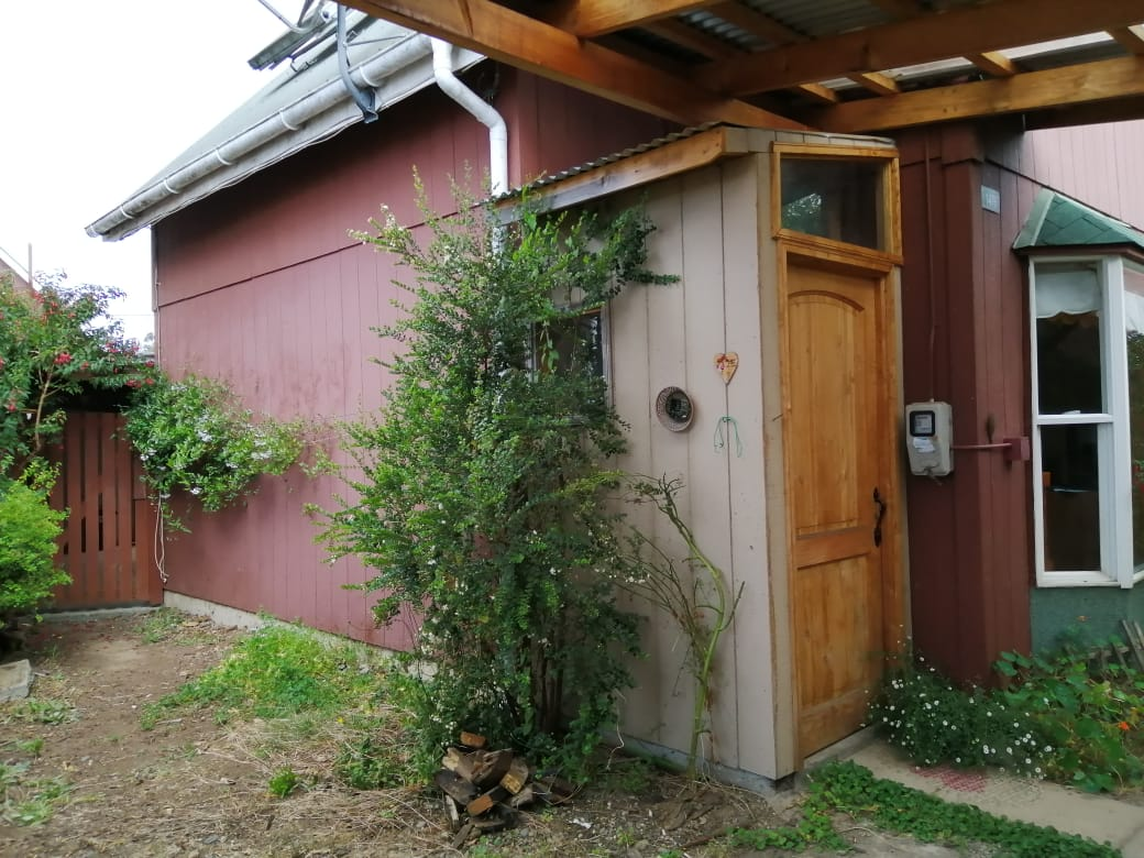 Casa de 3 dormitorios, 2 baños y cocina ampliada en Los Torreones, Valdivia