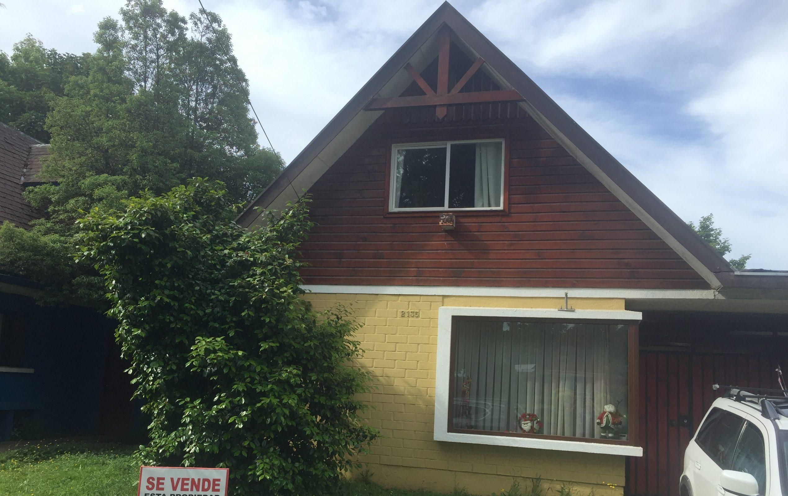 Casa de 3 dormitorios en Avda. Circunvalación, El Bosque, Valdivia