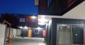 Se arriendan departamentos amoblados de 1 y 2 dormitorios, Goycolea, Valdivia